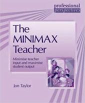 Professional Perspectives: Minimise Teacher Input and Maximise Student Output - фото обкладинки книги