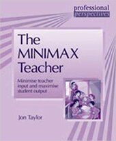 Professional Perspectives: Minimise Teacher Input and Maximise Student Output - фото обкладинки книги