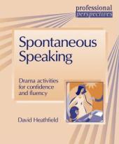 Professional Perspectives: Spontaneous Speaking - фото обкладинки книги
