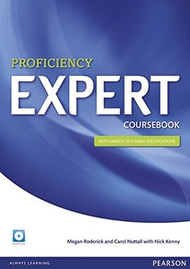 Proficiency Expert Proficiency Student's Book with key+Audio CD (підручник+аудіодиск) - фото книги