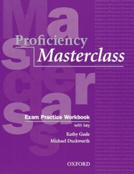 Proficiency Masterclass: CPE Workbook and Cassette Pack (With Key) - фото книги