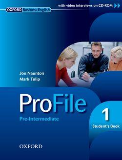 ProFile 1. Student's Pack (підручник + аудіодиск) - фото книги