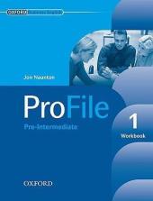 ProFile Pre-Intermediate 1. Workbook - фото обкладинки книги