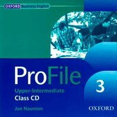 ProFile Upper-Intermediate 3. Class Audio CD - фото обкладинки книги