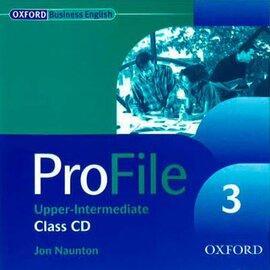 ProFile Upper-Intermediate 3. Class Audio CD - фото книги