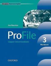 ProFile Upper-Intermediate 3. Workbook - фото обкладинки книги