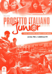 Progetto Italiano Junior 2. Guida per L'insegnante - фото обкладинки книги
