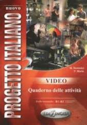 Progetto Italiano Nuovo 2 (B1-B2). Video Quaderno delle activita (відеодиск) - фото обкладинки книги
