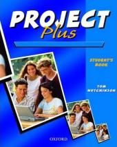Project Plus. Student's Book - фото обкладинки книги
