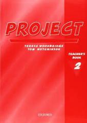 Project Second Edition 2. Teacher's Book - фото обкладинки книги