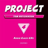 Project Second Edition 4. Class Audio CDs (набір із 2 аудіодисків) - фото обкладинки книги