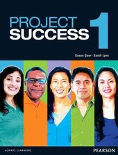 Project Success 1 Student Book with eText + MEL (підручник) - фото обкладинки книги