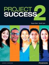 Project Success 2 Student Book with eText + MEL (підручник) - фото обкладинки книги