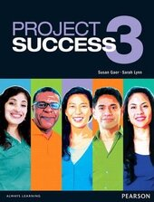 Project Success 3 Student Book with eText + MEL (підручник) - фото обкладинки книги