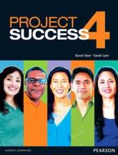 Project Success 4 Student Book with eText + MEL (підручник) - фото обкладинки книги