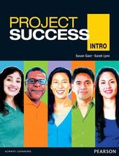 Project Success Introductory Student Book with eText + MEL (підручник) - фото обкладинки книги