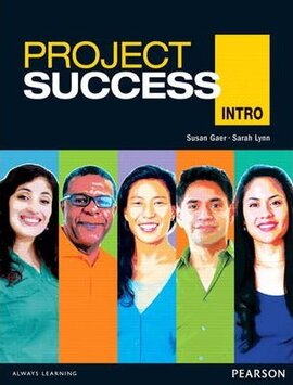 Project Success Introductory Student Book with eText + MEL (підручник) - фото книги