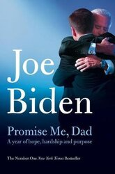 Promise Me, Dad: A Year of Hope, Hardship, and Purpose - фото обкладинки книги