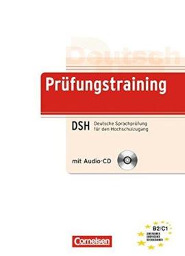 Prufungstraining Daf: Deutsche Sprachprufung Fur Den Hochschulzugang - фото книги