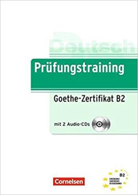 Prufungstraining DaF: Goethe-Z B2+CDs (2) - фото книги