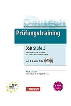 Prufungstraining Deutsches Sprachdiplom der Kultusministerkonferenz Stufe 2 (DSD) B2-C1+CDs - фото книги