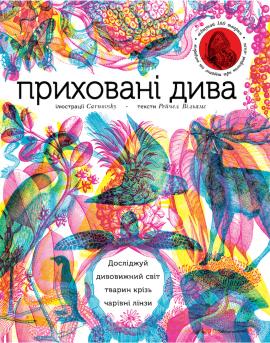Приховані дива (+ чарівні лінзи) - фото книги