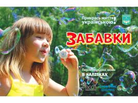 Прикрась життя українською. Забавки - фото книги