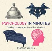 Psychology In Minutes - фото обкладинки книги