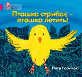 Пташка стрибає - пташка летить! - фото книги