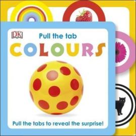 Pull The Tab Colours - фото книги