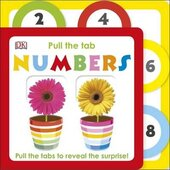 Pull The Tab Numbers - фото обкладинки книги