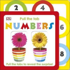 Pull The Tab Numbers - фото книги