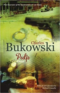 Pulp : A Novel - фото книги