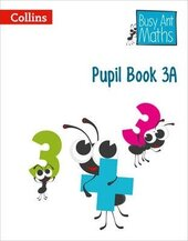 Pupil Book 3A - фото обкладинки книги