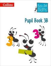 Pupil Book 3B - фото обкладинки книги