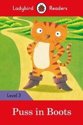 Puss in Boots - Ladybird Readers Level 3 - фото обкладинки книги