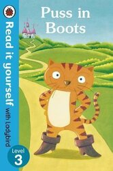 Puss in Boots - Read it yourself with Ladybird: Level 3 - фото обкладинки книги