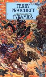 Pyramids (A Discworld Novel 7) - фото обкладинки книги