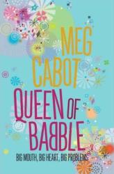 Queen of Babble: Big Mouth, Big Heart, Big Problems - фото обкладинки книги