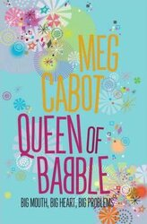 Queen of Babble: Big Mouth, Big Heart, Big Problems - фото обкладинки книги