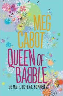 Queen of Babble: Big Mouth, Big Heart, Big Problems - фото книги
