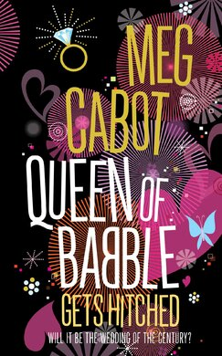 Queen of Babble Gets Hitched - фото книги