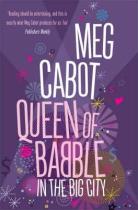Книга Queen of Babble in the Big City