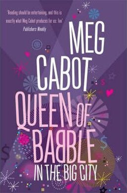 Queen of Babble in the Big City - фото книги