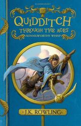 Quidditch Through the Ages - фото обкладинки книги