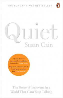 Quiet: The Power of Introverts in a World That Can't Stop Talking - фото книги