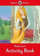Rapunzel Activity Book - Ladybird Readers Level 3 - фото обкладинки книги