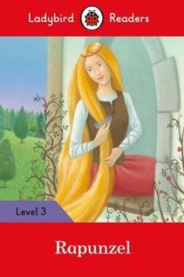 Rapunzel - Ladybird Readers Level 3 - фото книги
