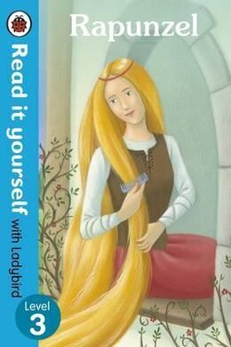 Rapunzel - Read it yourself with Ladybird : Level 3 - фото книги