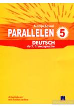 Посібник Раrallelen 5 Arbeitsbuch mit Audio-CD